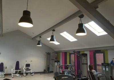 Bodyblast Fitness Limerick Mezzanine floor