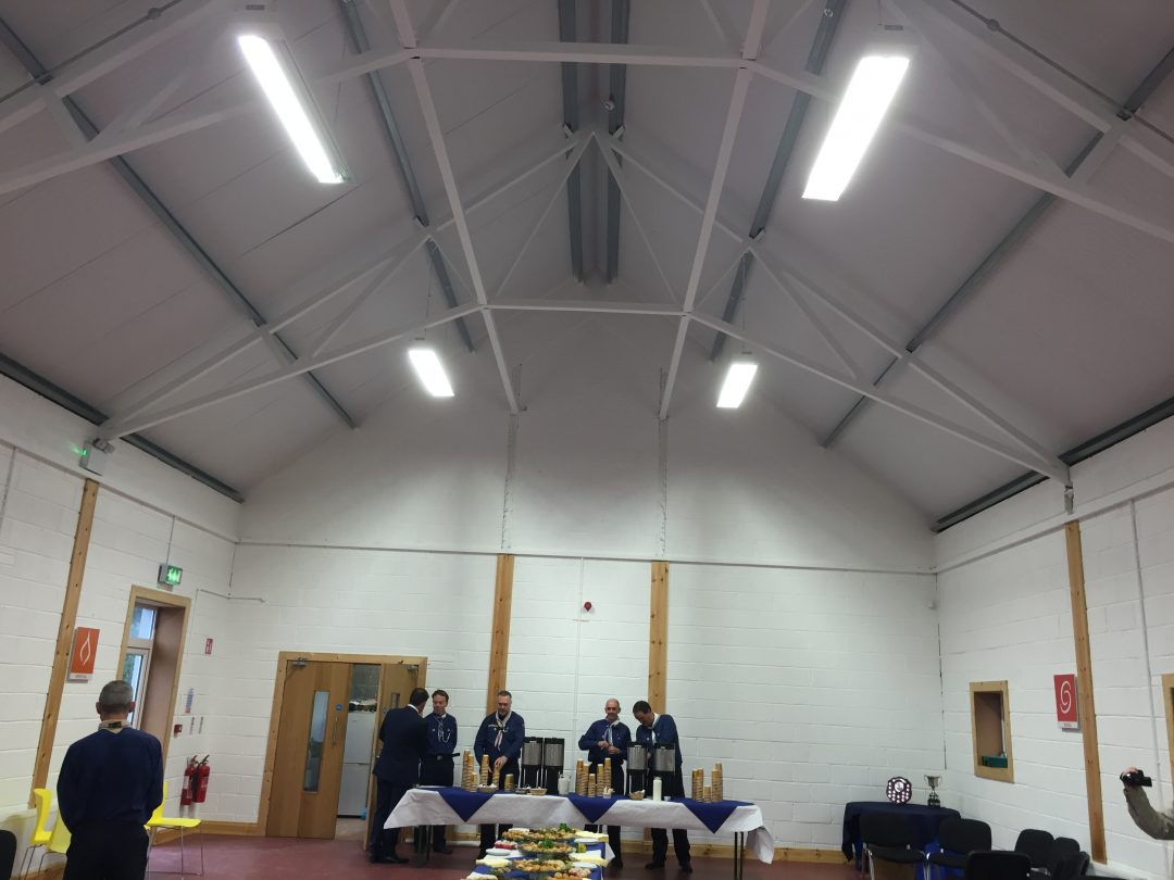 glanmire scout hall