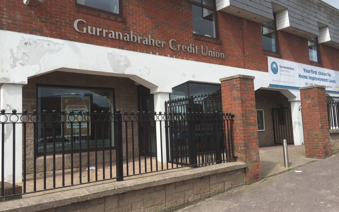 Gurranabraher Credit Union Refurbishment